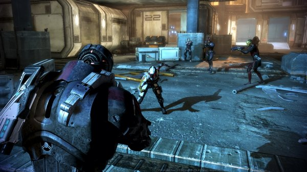 Mass Effect 3 + DLC – торрент