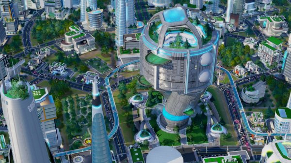 SimCity: Cities of Tomorrow – торрент