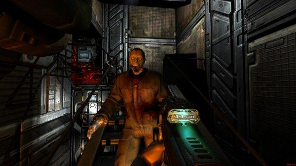 Doom 3 v1.3.1 на русском – торрент