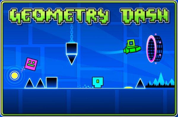 Geometry Dash на Android