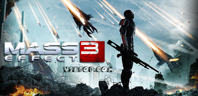 Mass Effect 3 + DLC – торрент