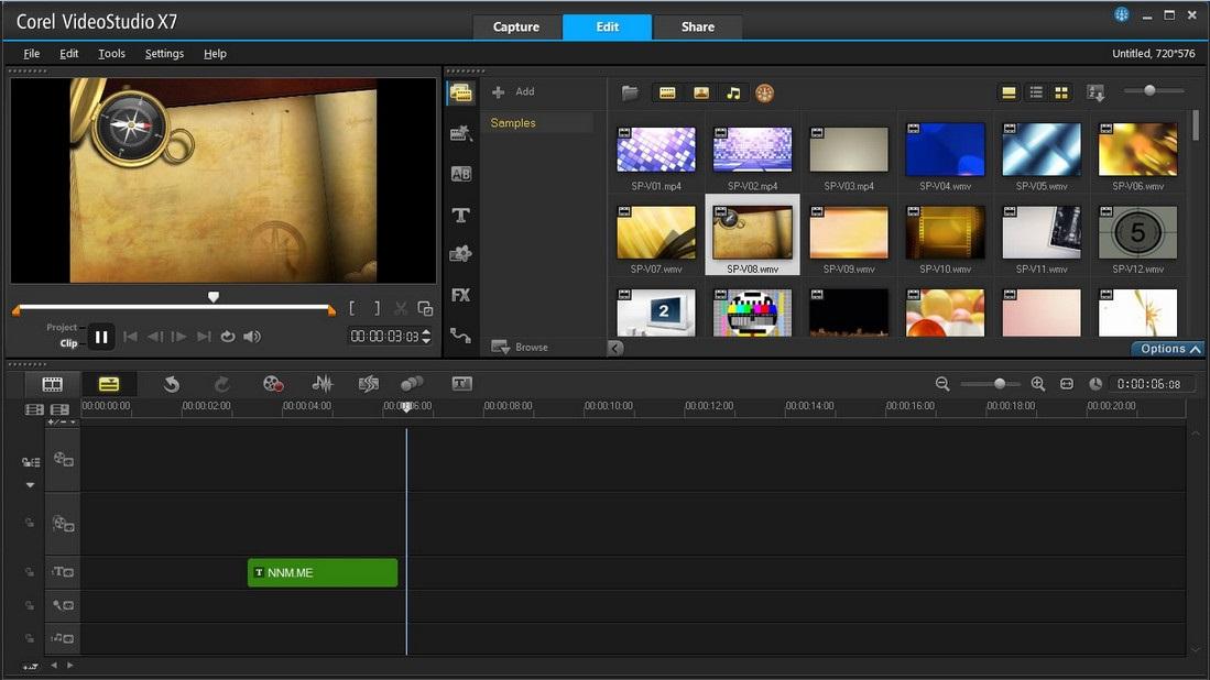 corel videostudio pro x6 скачать с торрента бесплатно на русском