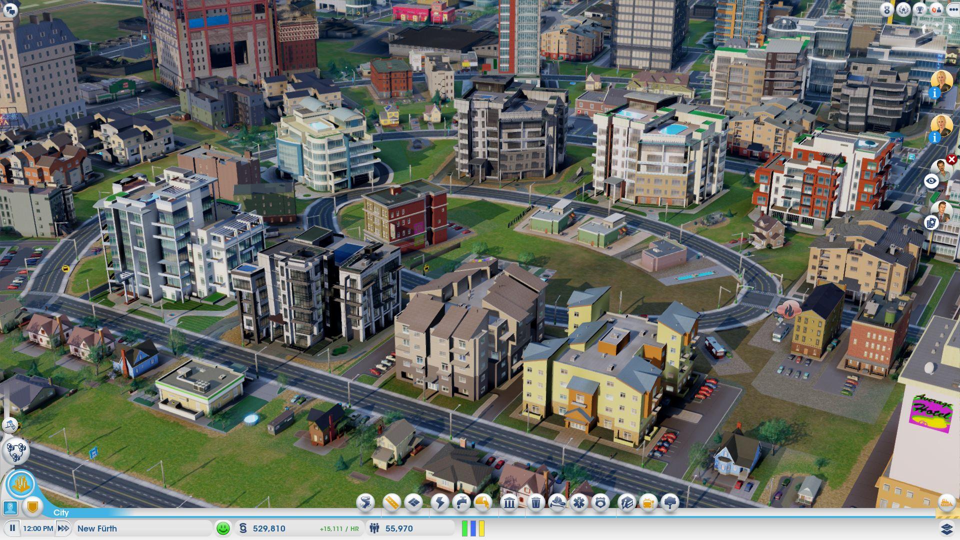 игра simcity 2