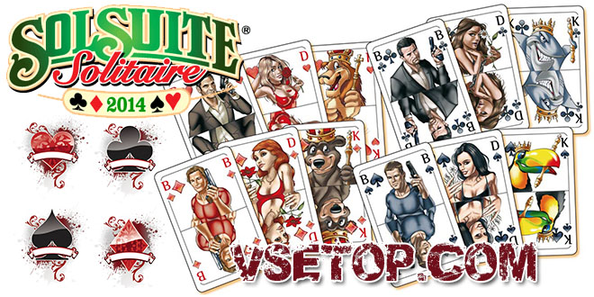 SolSuite 2016 на русском – карточные игры