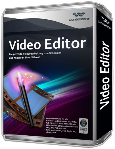 Wondershare Video Editor – видеоредактор на русском