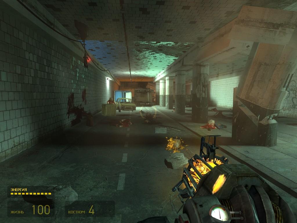 Скачать игру half-life 2 (2004) на пк через торрент бесплатно на.
