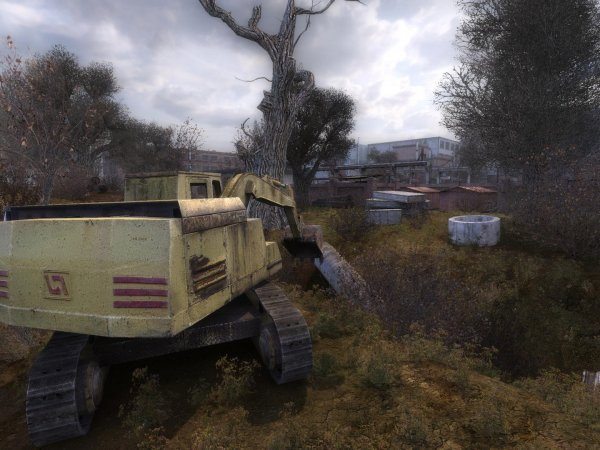 Скачать S.T.A.L.K.E.R.: Тень Чернобыля / S.T.A.L.K.E.R.: Shadow of Chernobyl – торрент