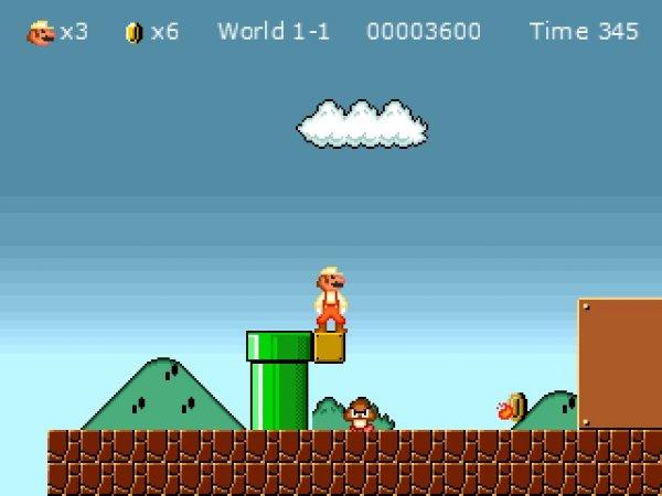 Super Mario Bros DDX / Супер Марио Брос