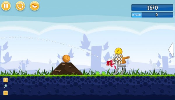 Скачать Angry Birds на компьютер