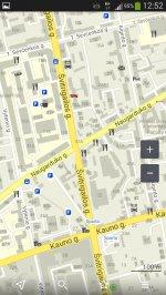 MAPS.ME Pro для Android - оффлайн карты