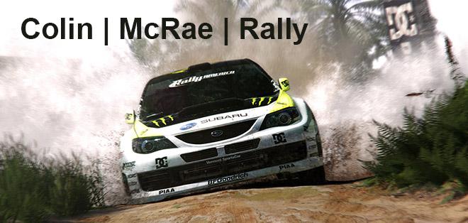 Colin McRae Rally (2014) на компьютер