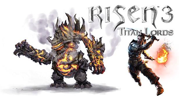 Risen 3: Titan Lords – торрент