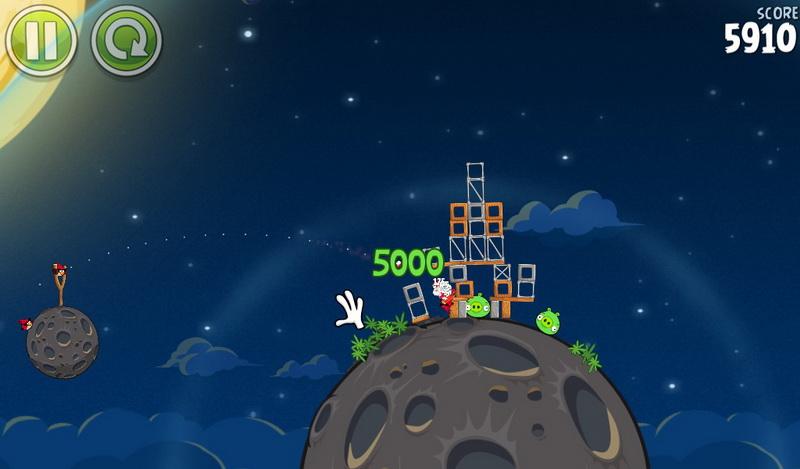 скачать енгрибердс в космосе на компьютер