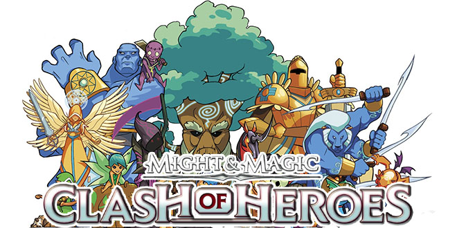 Might and Magic: Clash of Heroes (2011) PC / на компьютер – торрент