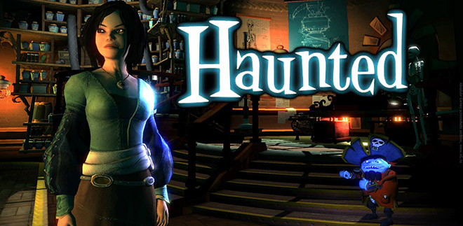 Haunted (2012) PC – торрент