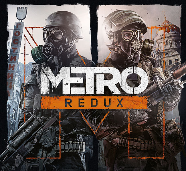 Metro 2033 Redux и Metro Last Light Redux – торрент