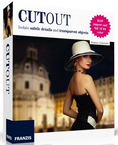 Ashampoo Franzis CutOut – удалить или вырезать объект с фото