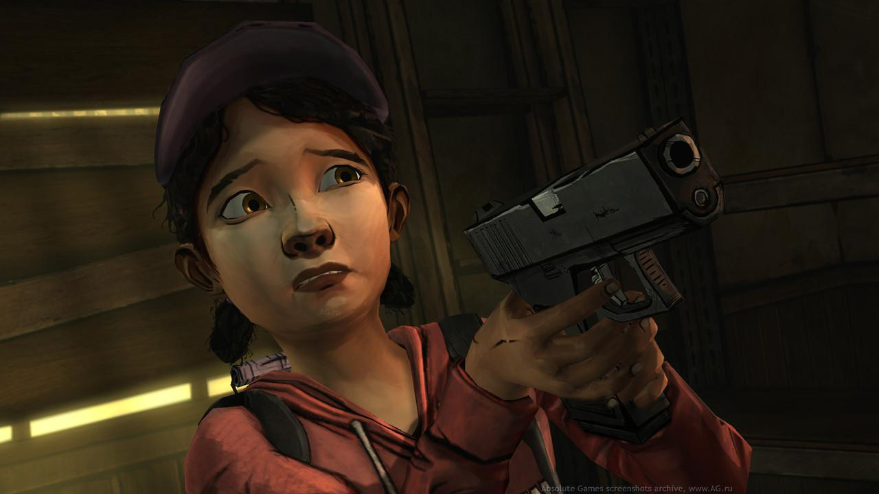 the walking dead the game торрент