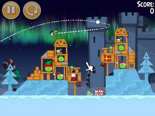 Angry Birds Seasons v3.3.0 Abra-Ca-Bacon на компьютер