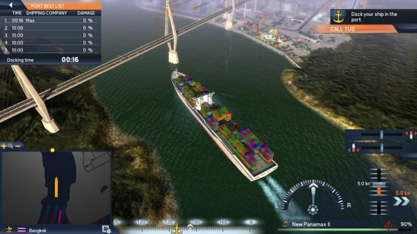 TransOcean - The Shipping Company (2014) PC – торрент