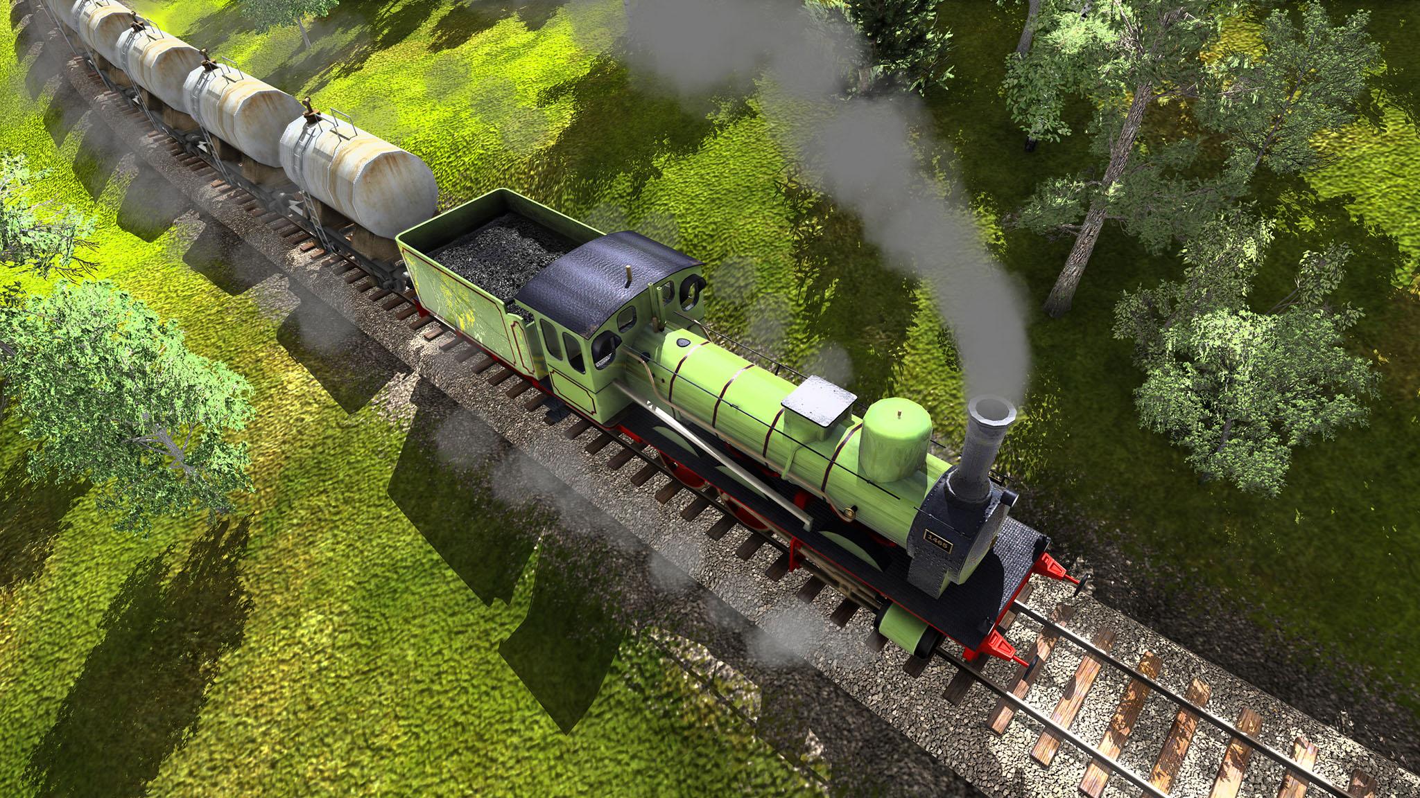 Train fever скачать на компьютер