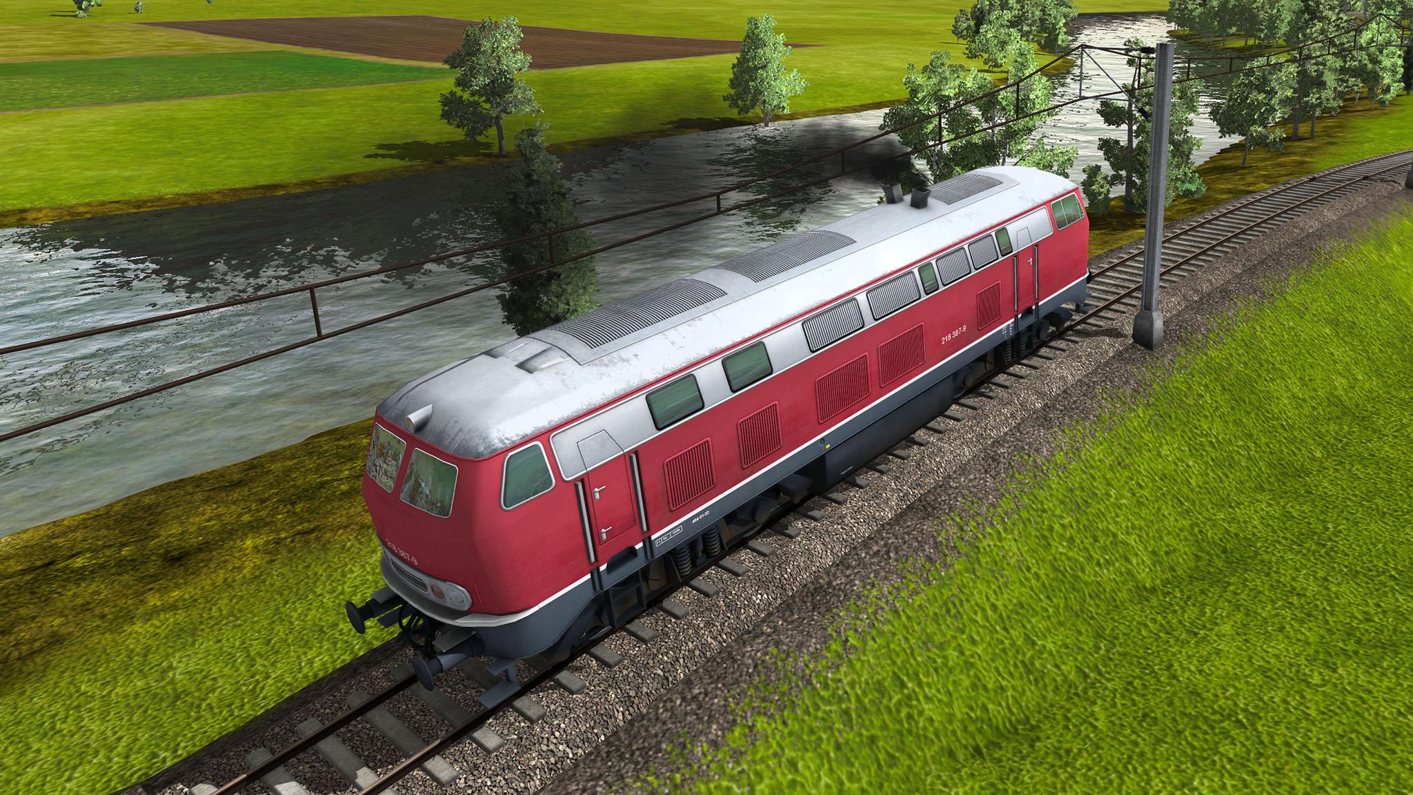 Скачать торрент симулятор железной дороги