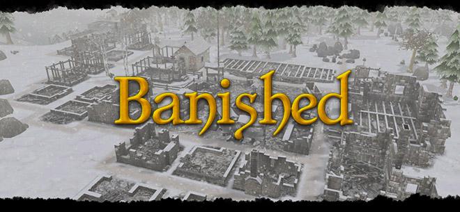 Banished v1.0.7 - полная версия на русском