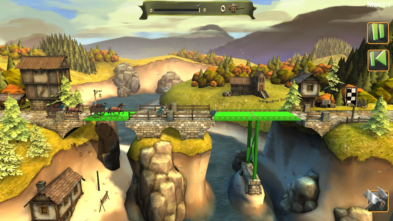 Игры строить мосты скачать на компьютер