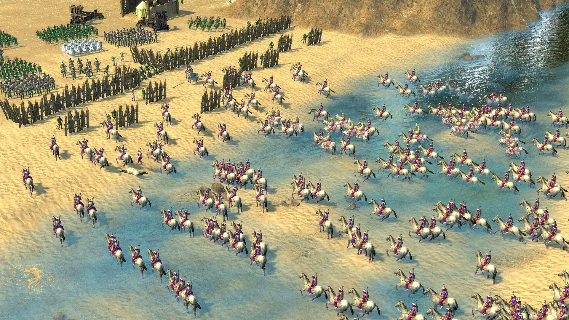 Скачать Stronghold Цитадель (2 1) PC RUS через