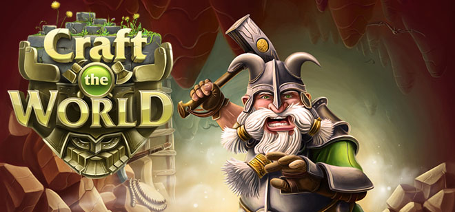 Craft The World v1.4.014 на русском