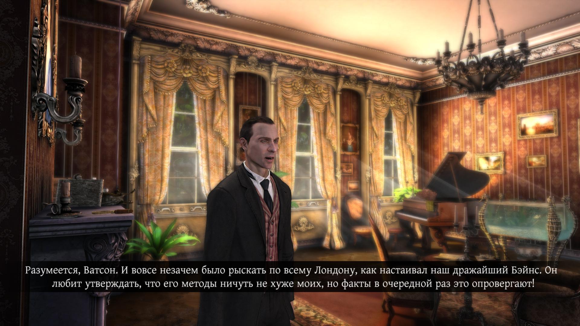 игры торрент последняя воля шерлока холмса
