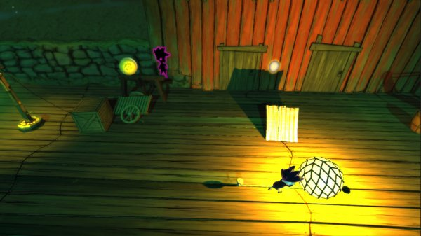 Shadow Puppeteer (2014) PC - торрент