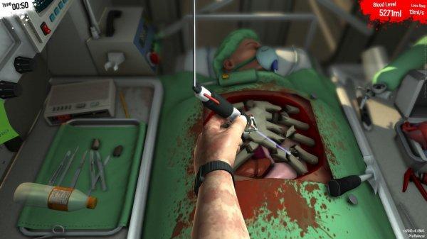 Surgeon Simulator 2013 Anniversary Edition / Симулятор хирурга – торрент