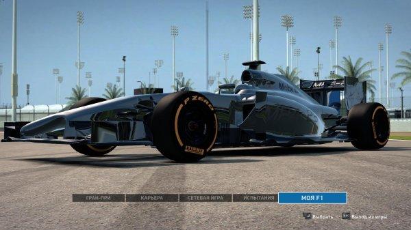 F1 2014 v1.0.0.0 на русском – торрент
