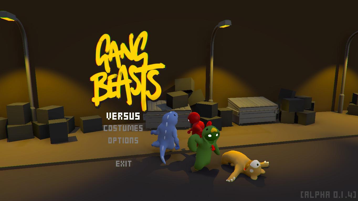 Скачать игру gang beasts 2016 через торрент