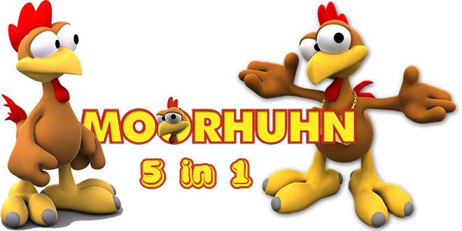 Скачать игру: Moorhuhn 5 in 1 / Морхухн 5 в 1