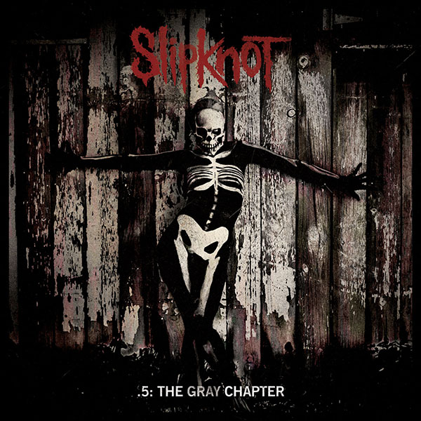 Slipknot - .5: The Gray Chapter (2014) Mp3 - торрент
