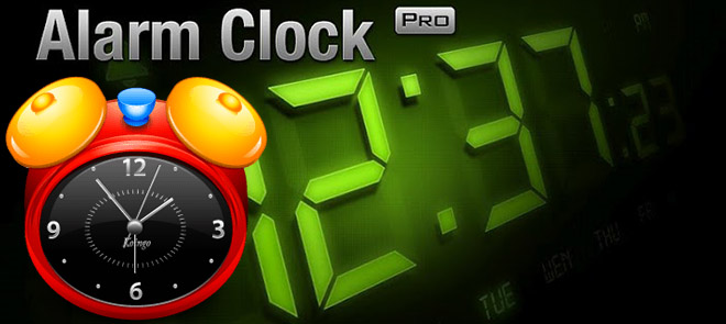 Alarm Clock Pro – будильник на компьютер