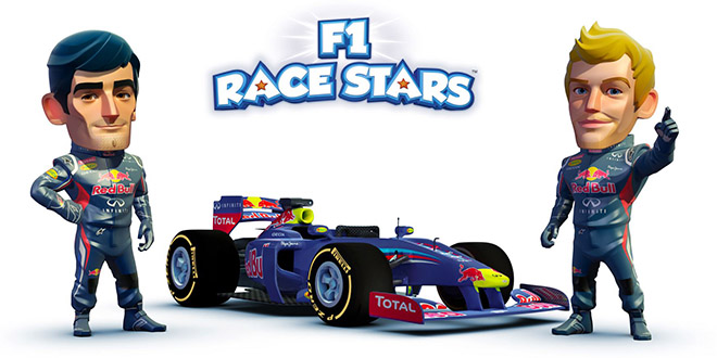 F1 Race Stars + DLC (2012) PC – торрент