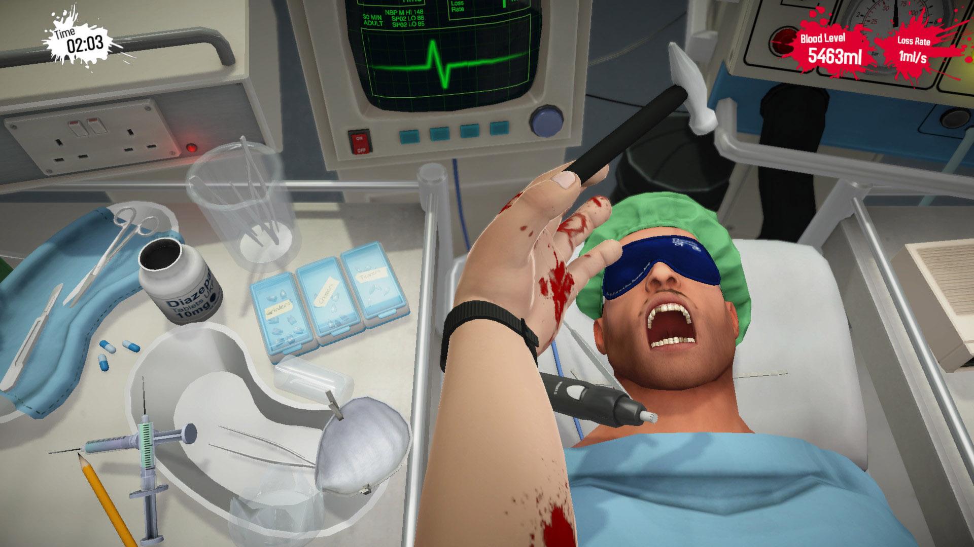 Скачать симуляторы хирурга через торрент