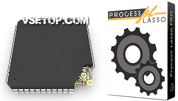 Process Lasso Pro v9.0.0.452 + ключ