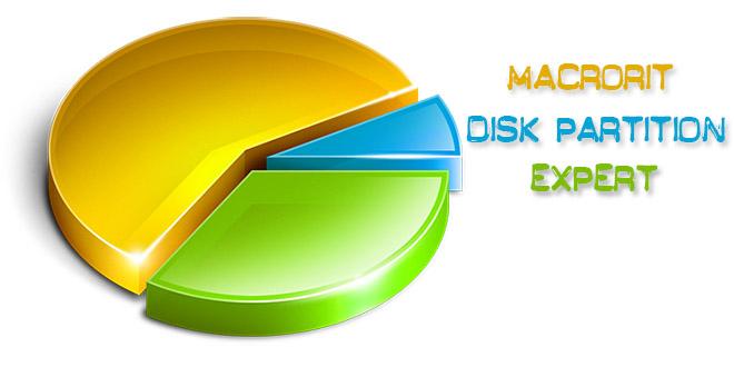 Macrorit Disk Partition Expert Unlimited на русском