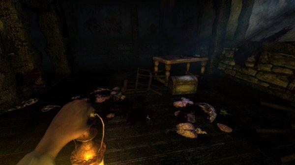 Амнезия: Призрак прошлого / Amnesia: The Dark Descent (2010) PC – торрент