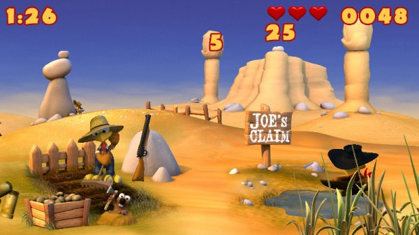 Moorhuhn Wanted (2004) PC