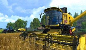 Farming Simulator 15 (2014) PC – торрент