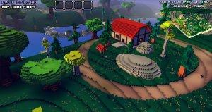 Игра: Cube World v0.1.1 на русском