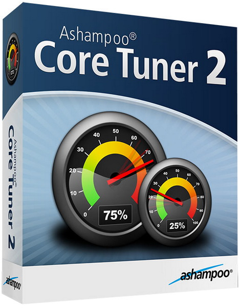 Ashampoo Core Tuner 2 + ключ - оптимизация работы процессора