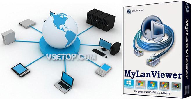 MyLanViewer на русском – сканер сети