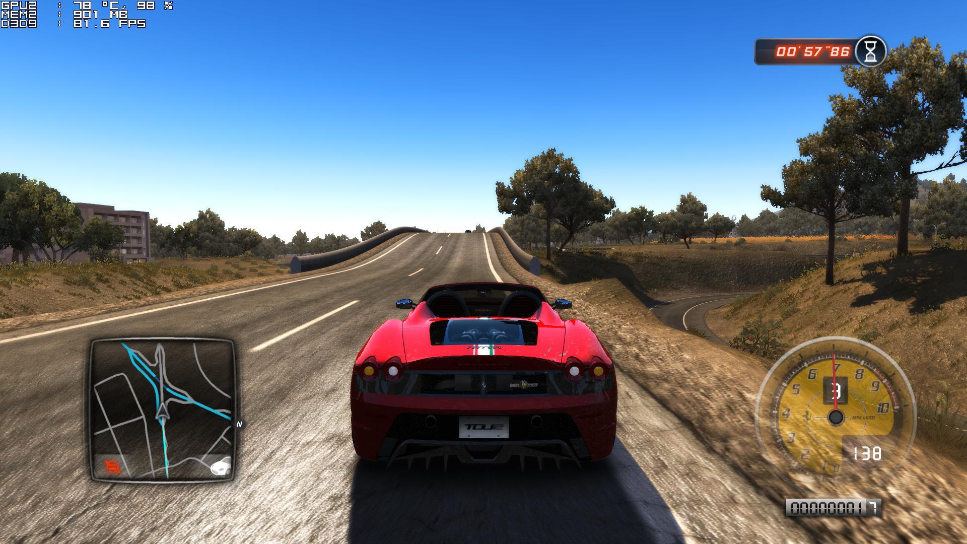 Скачать игру на компьютер тест драйв машин