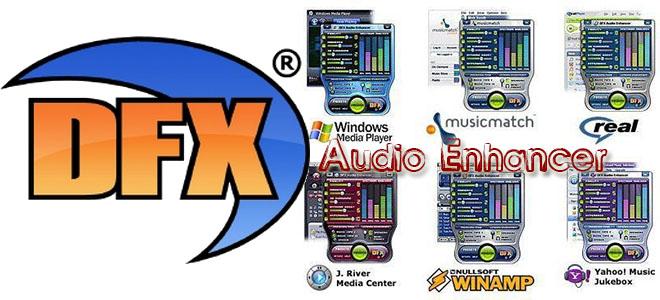 DFX Audio Enhancer - улучшение звучания аудиоплееров